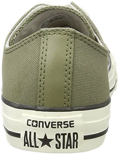348 Converse Black Olive Medium Adulto Unisex Zapatillas Chuck All Star Egret Taylor Verde q7qrv