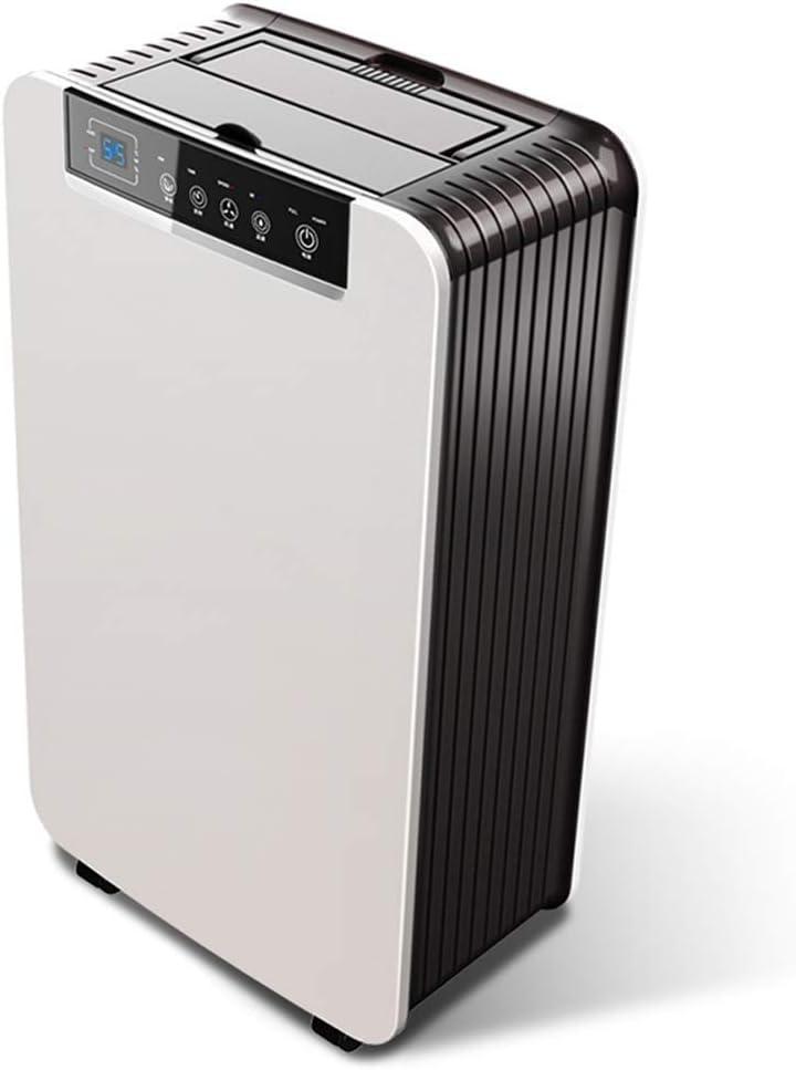 PNYGJPCSJ Pequeño deshumidificador doméstico, purificador de Aire Inteligente 1.5l Tanque de Agua Dormitorio sótano almacén Industrial silencioso secador de Ropa Absorbente de Humedad Seca: Amazon.es: Hogar