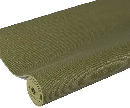 j/fit 72 in. Pilates Mat in Olive