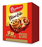 New Bauducco Mini Cakes 12 pack - (6) Chocolate (6) Strawberry, 15.88 oz