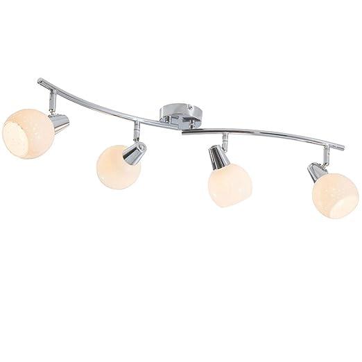 Hochwertige LED Leuchte Kugel Strahler Decken Lampe Wohn Schlaf Zimmer Lampe