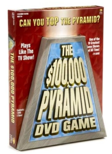 The $100,000 Pyramid DVD Game (Discontin - Dvd Tv Game Shopping Results