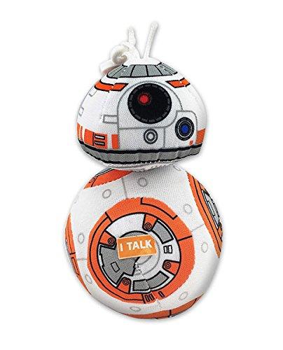 Llavero peluche BB-8, con sonido de 11cm. Star Wars Episodio ...