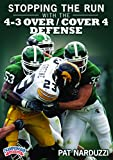 Championship Productions Pat Narduzzi: Stopping The Run with 4-3 Over/Cover 4 Defense DVD