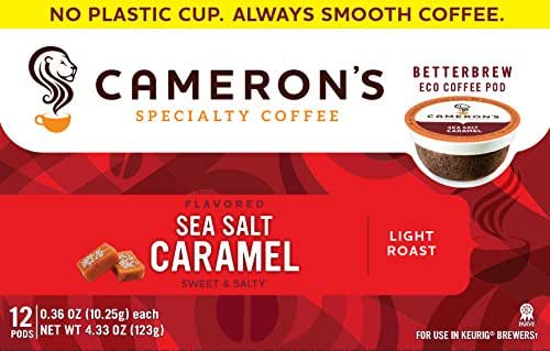 Cameron's Coffee K-Cup Pods