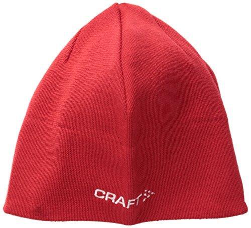 Craft Men's Race Hat Bright Red Large/X-Large [並行輸入品]   B07DWLX3W5