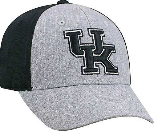 official photos 2e85b a0359 Image Unavailable. Top of the World Men s Kentucky Wildcats Grey Black ...