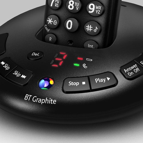 bt graphite 2500 twin dect digital cordless phone with amazon co uk rh amazon co uk Panasonic Cordless Phones bt graphite 2100 digital cordless telephone manual