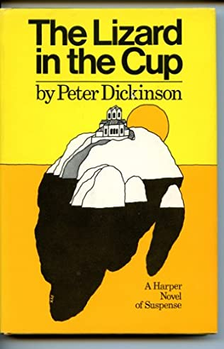 book cover of Lizard in the Cup
