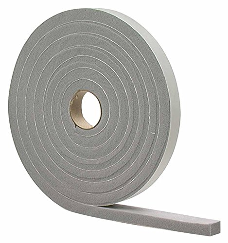 MD 02295 M-D High Density Closed Cell Self-Adhesive Foam Tape, 3/8