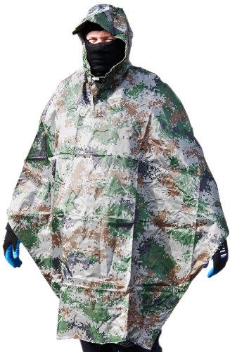 Regenponcho Amazonas Camouflage
