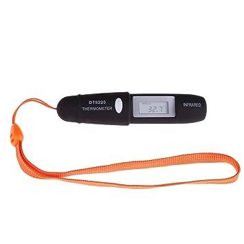 AFGD Termómetro Digital Pluma Tipo Mini Termómetro Pantalla LCD Herramienta De Medición
