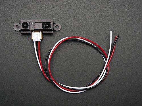 Adafruit Ir Distance Sensor Includes Cable (10cm-80cm) - Gp
