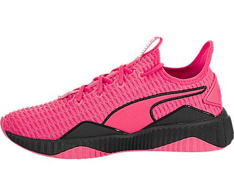 (PUMA Women's Defy Knockout Pink/Puma Black 8.5 B US B (M))