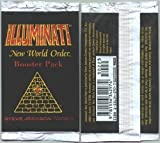 Illuminati New World Order Booster Pack by Steve Jackson Games Unlimited Edition