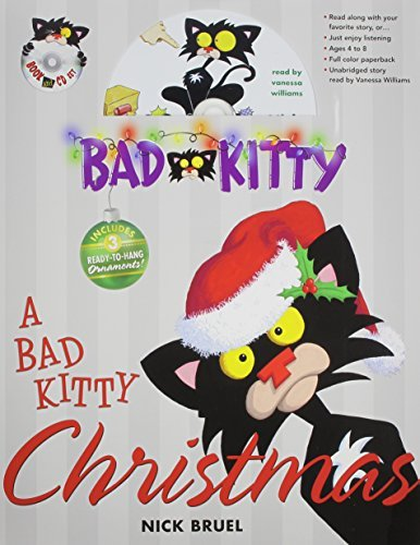 Bad Kitty Christmas Storytime Set by Nick Bruel ()