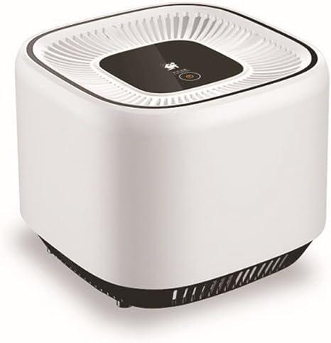LKJCZ Purificador De Aire Portátil del Hogar, Planta Verde Purificador Anión HEPA Niebla Haze Vacío HEPA Ambientador Y Filtro De Carbón Activado,A2: Amazon.es: Deportes y aire libre