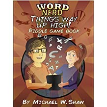 Word Nerd: Things Way Up High Riddle Game Book
