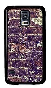 Samsung Galaxy S5 Brick Wall Texture99 PC Custom Samsung Galaxy S5 Case Cover Black