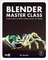 Blender Master Class Front Cover