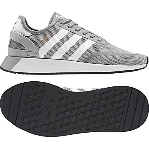 Zapatilla Puro N 5923 10 T Adidas 5 Gris rcIS87rq