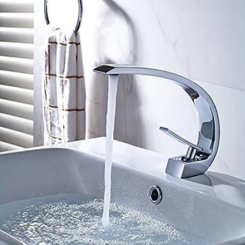 Fabulous Fapully Mischbatterie Wasserhahn Badarmatur Waschbecken Bad QR03