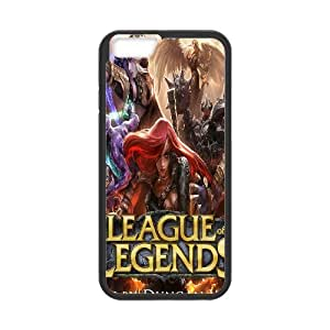 League Of Legends For iPhone 6 Plus Screen 5.5 Inch Csae protection phone Case ST156057