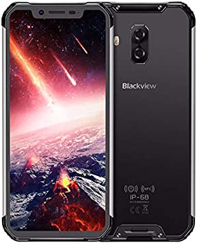 Blackview BV9600 Pro - Android 8.1 4G LTE Outdoor Smartphone,6.21 ...