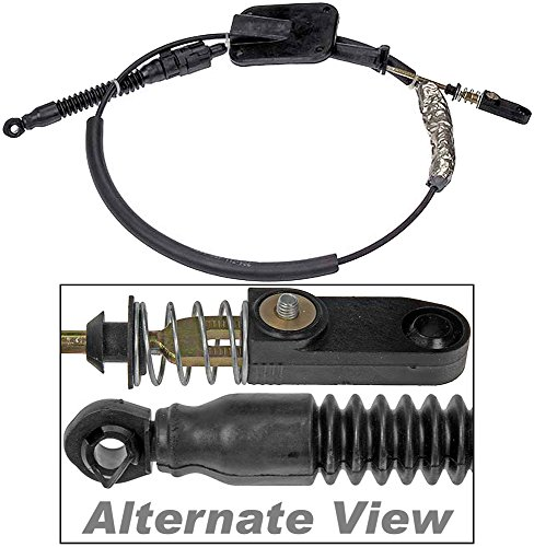 APDTY 035822 Auto Transmission Gearshift Shift Control Cable For 02-09 Chrysler PT Cruiser 00-05 Dodge Neon 00-01 Plymouth Neon (Replaces 5274750AF 5274750AE 5274750AD 5274750AC 5274750AB, 5274750AA)