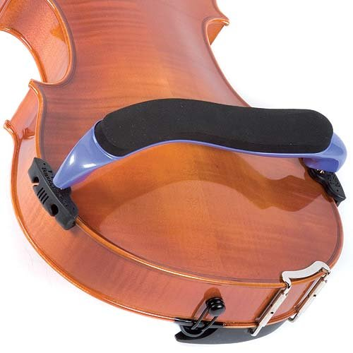 Everest Purple ES Series 15''-16.5'' Viola Adjustable Shoulder Rest by EVEREST (Image #4)