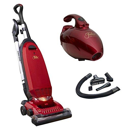 Fuller Brush Deluxe Easy Maid Upright Vacuum Cleaner #FB-EZM with Mini Maid HandHeld #FBMV4