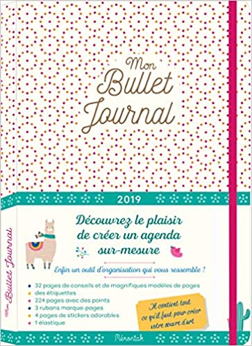 Mon bullet journal Mémoniak: 9782377612314: Amazon.com: Books