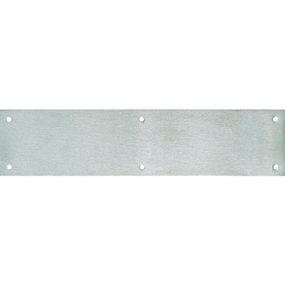 Tell Mfg. Inc. Aluminum Push Plate