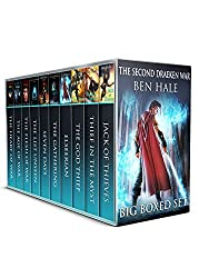 The Second Draeken War BIG Boxed Set