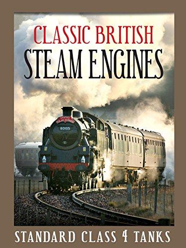 (Classic British Steam Engines: Standard Class 4)