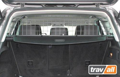 Travall® Guard Hundegitter TDG1357 - Maßgeschneidertes Trenngitter in Original Qualität