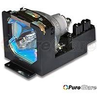 Pureglare 610 289 8422,LV-LP10 / 6986A001AA,POA-LMP31,SP-LAMP-LP260,XP5T-930 Projector Lamp for Boxlight,canon,eiki,infocus,sanyo LC-SM1,LC-SM1+,LC-SM1E,LC-SM2,LC-XM1,LP260,LV-5100,LV-5110,LV-7100,LV-7105,LV-7105E,PLC-SW10,PLC-SW15,PLC-SW15C,PLC-XW10,PLC-XW15,PLC-XW15N,SP-5T,SP-6T,XP-50M,XP-5T