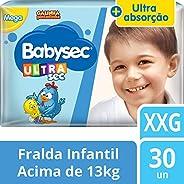 Fralda Babysec Galinha Pintadinha Ultrasec XXg 30 Unids, Babysec, XXG
