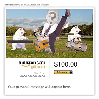 Amazon Video Gift Card - E-mail - Crazy Congrats Song (B009I1Z4W6) | Amazon price tracker / tracking, Amazon price history charts, Amazon price watches, Amazon price drop alerts