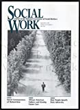 img - for Social Work: November 1999, Volume 44, Number 6 book / textbook / text book