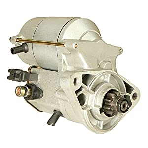 Db Electrical Snd0210 New Starter For 3.0 3.0L Lexus GS300 93-97/ 3.0L SC300 95-00/ 3.0LToyota Supra 93-98 28100-46140, 228000-1960, 228000-1961, 228000-1962, 228000-1963