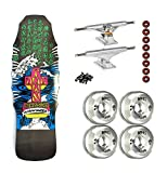 Dogtown Skateboard Aaron Murray Re-Issue Black INDEPENDENT Trucks BONES Wheels