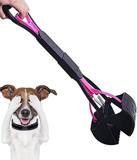 Amazon.com : FXQIN Foldable Dog Poop Scooper, Pet Waste ...