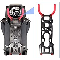 gouduoduo2018 Mavic Gimbal Guard 3K Carbon Fiber Protective Board Gimbal Protector Plate For DJI MAVIC PRO accessories