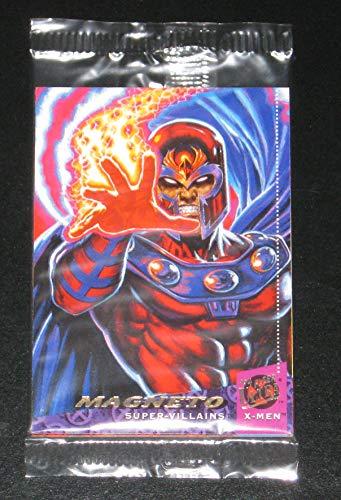 (1994 Fleer Ultra X-Men SEGA Game Gear Promo Pack of 5 Cards (Sealed) Marvel)