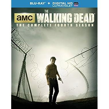 The Walking Dead: Season 4 [Blu-ray + Digital HD Ultraviolet Copy]