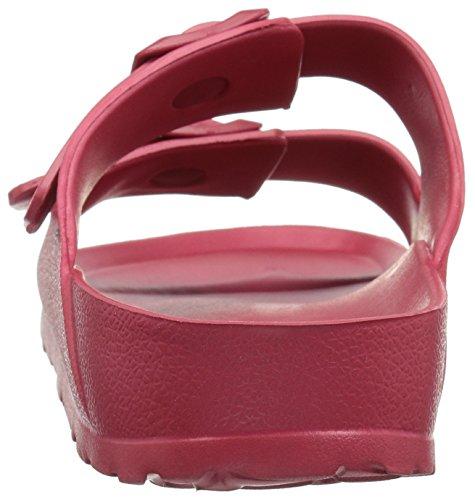 Rojo Sandalia para Dos de Thunder Bolt Cintas Cali Skechers31685 Breeze Mujer ICwqvw7