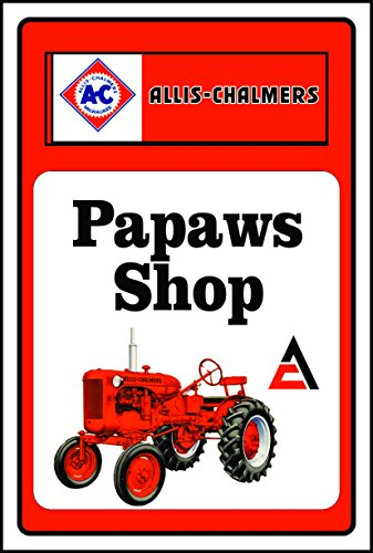 Allis chalmers sign for sale only 4 left at 60 - Craigslist milwaukee farm and garden ...
