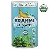 Organic Brahmi Powder 16 Ounce - 1 Lb. 100% Pure a...