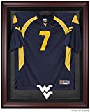 NCAA - West Virginia Mountaineers Framed Logo Jersey Display Case